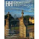 Article sur la restauration de mosaique par le magazine Demeure historique