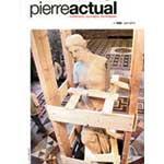 Article sur les décors en mosaique de Rachel sur le magazine Pierre Actual