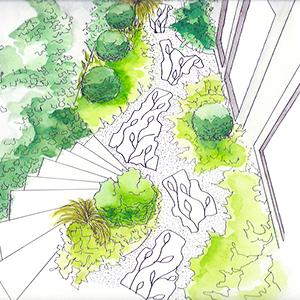 Création de jardin à Paris