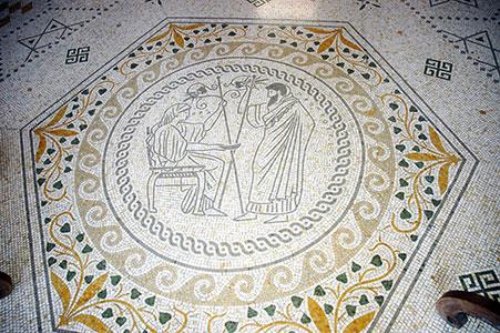 mosaique antique